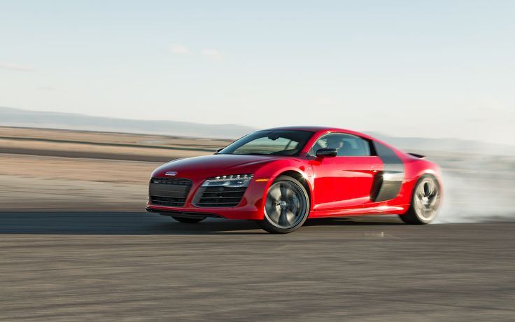 "2014 Audi R8 V10 Plus on World's Fastest Car Show: What's ""Plus""? - Motor Trend WOT"