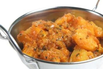 indian coconut vegetarian curry in the slow cooker recipe