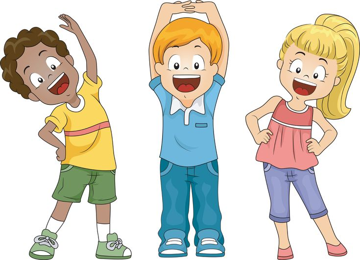 Image result for pe lesson clipart