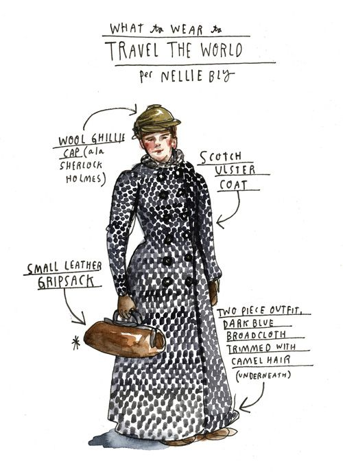 What Girls Are Good For: 20-Year-Old Nellie Bly's 1885 Response to a Patronizing Chauvinist | Brain Pickings