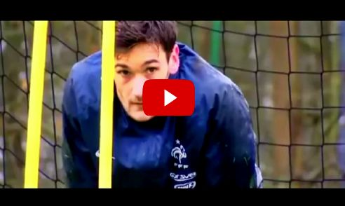 Check out this great Goalkeeper Training Drills by Hugo Lloris. The best videos and articles on the web for football (soccer) coaches.