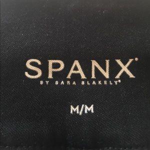 Spanx tummy control high waist jeans