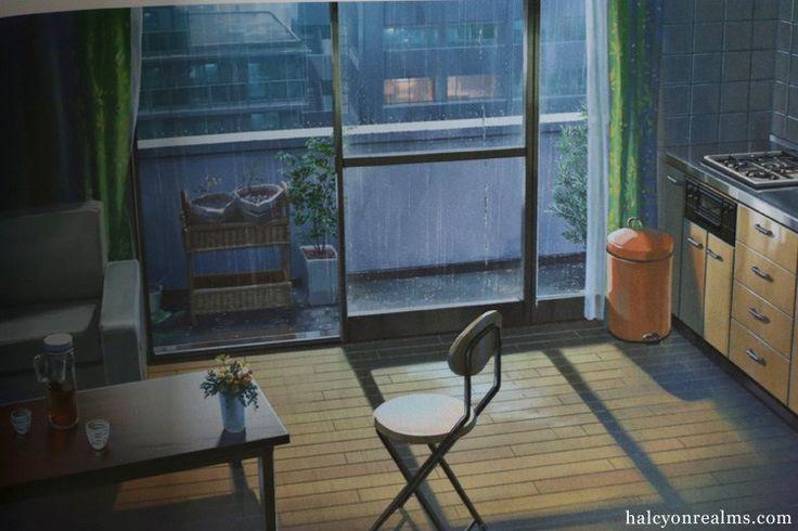Garden Of Words - Makoto Shinkai Art Book