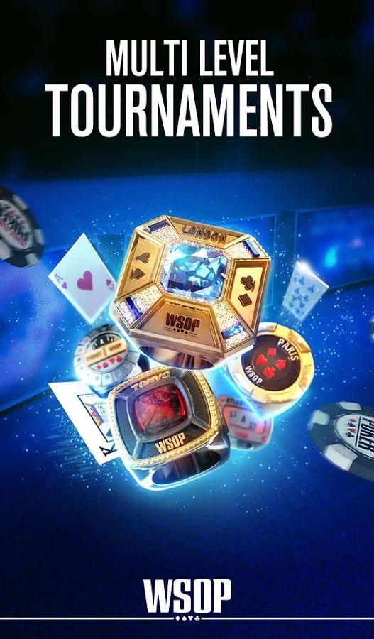 World Series of Poker – WSOP- screenshot