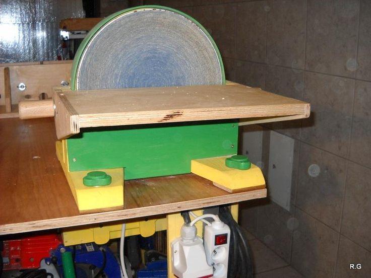 Ryszard's homemade machines
