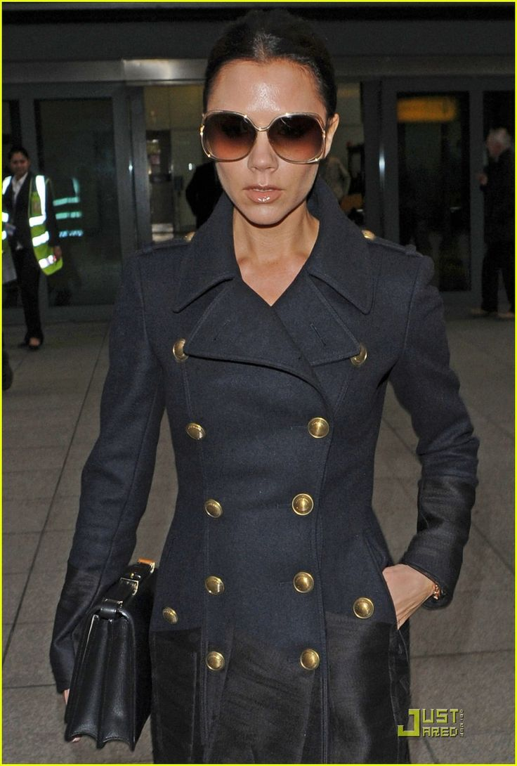 Victoria beckham. In Black, all black | SPICE4LIFE
