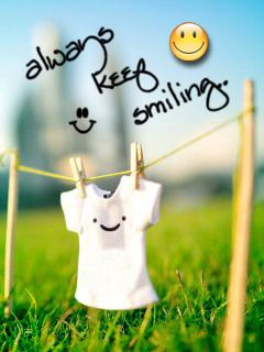 Download free Always Keep Smiling Mobile Wallpaper contributed by roderickfrnds, Always Keep Smiling Mobile Wallpaper is uploaded in Abstract Wallpapers category.