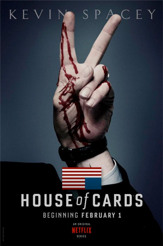 Awesome   Netflixs House of Cards Gets a Premiere Date  Poster pic #House #Of #Cards