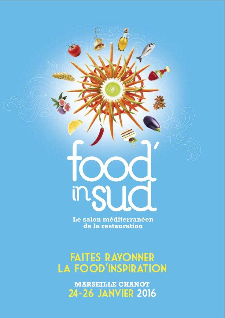 Empreinte réalise la communication de la 2e édition du Salon de la restauration méditeranéenne : Food'in Sud 2016