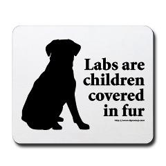 Labs are Fur Children