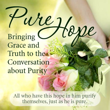 Pure Hope - A Group of Bloggers Bringing Grace and Truth to the Conversation about Purity