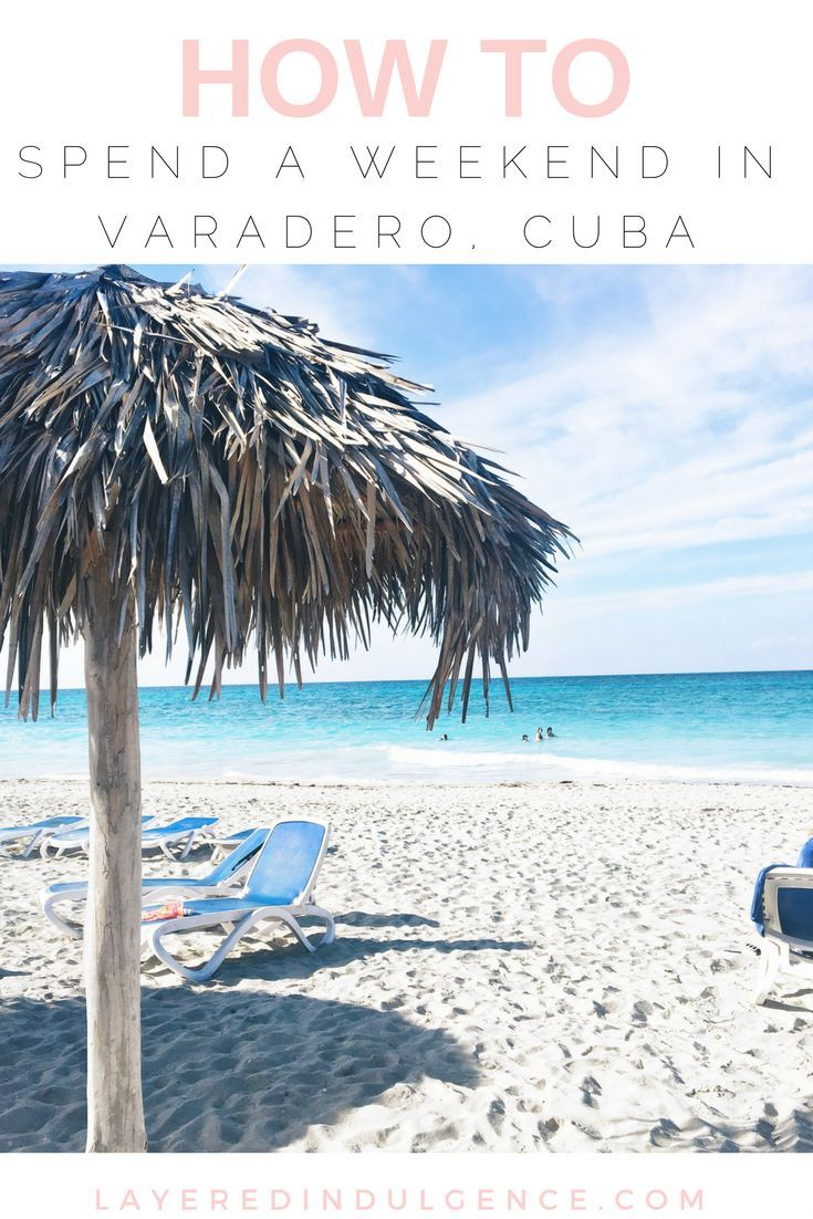 Are you heading to Varadero, Cuba? Check out my best tips for things to do, where to stay and the best way to visit Havana. From Varadero beach to one of the best beach resorts, you'll have memories that last a lifetime! Click through to read the post now