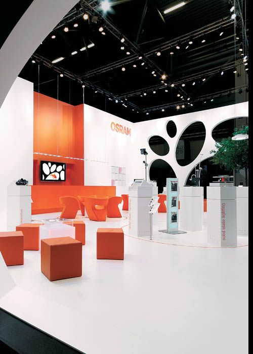 D Illusion Exhibition : Best images about inspiring trade show booths on