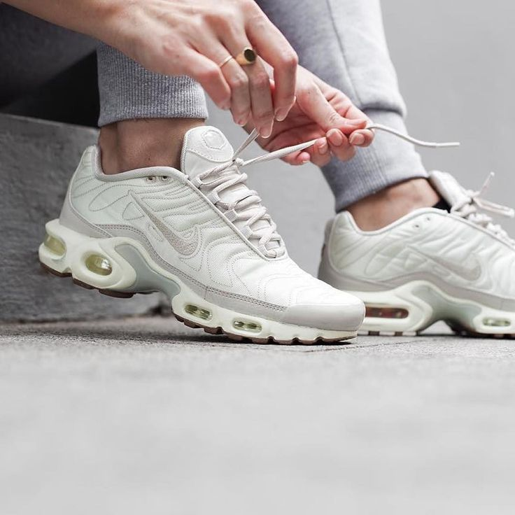 nike air max plus tn weiß