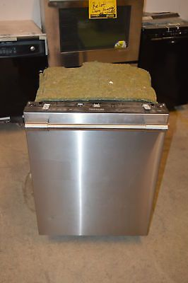 """Frigidaire FPID2497RF 24"""" Stainless Fully Integrated Dishwasher NOB #19795"""