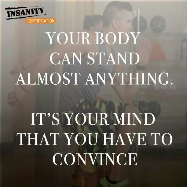 Insanity!  There is no limit to what you can do so just get movin' and do it!