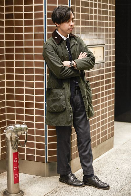 BARBOUR PEOPLE 553