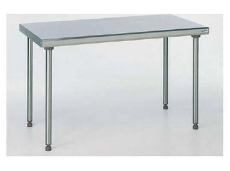 Commercial Kitchen Stainless Steel Tables Commercial Kitchen Stainless Steel Work Table 804 811 Tournus Decoration
