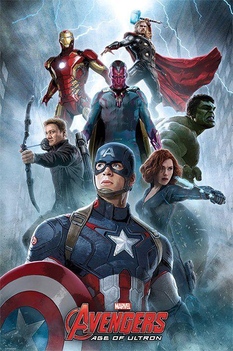 #Avengers #Fan #Art. (AVENGERS: AGE OF ULTRON (ENCOUNTER) POSTER). (MAJOR ÅWESOMENESS!!!™)