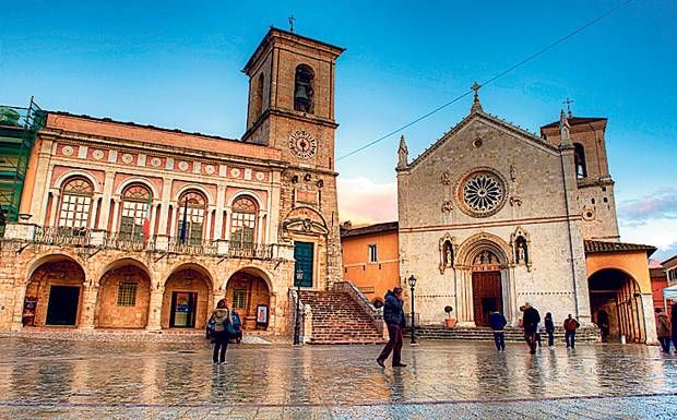 norcia italy - Google Search