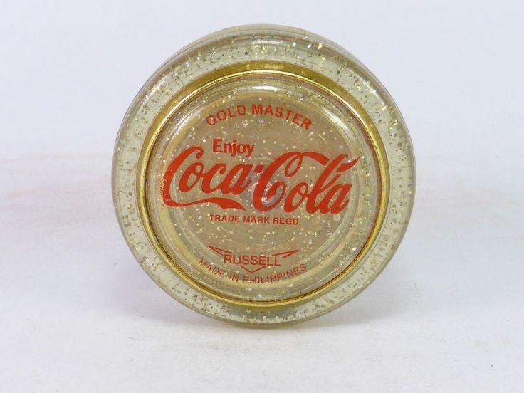 Genuine Russell Coca Cola Yo-Yo Yo Yo YoYo