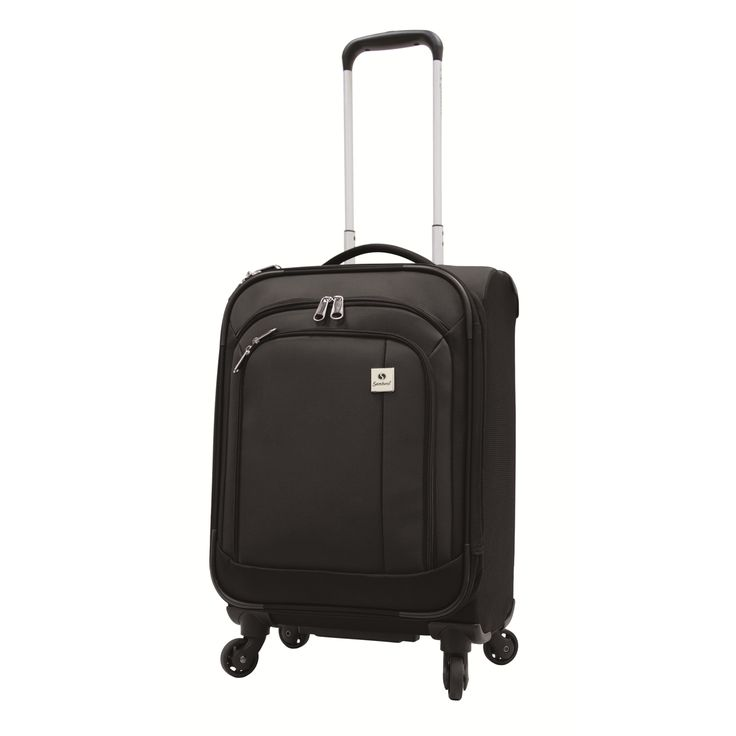 Samboro Feather Lite 19-inch Lightweight Carry On Upright Suitcase