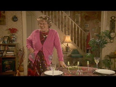 Mrs. Brown Prepares For A Date