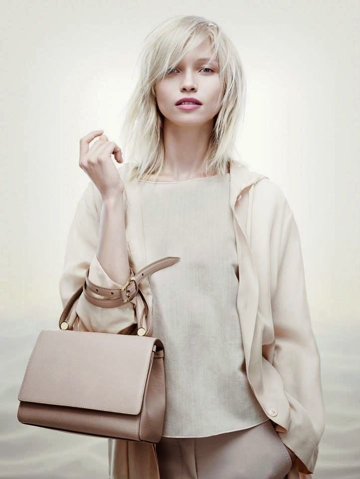 Cool Chic Style Fashion: Editorial | Max Mara Spring 2014 Campaign