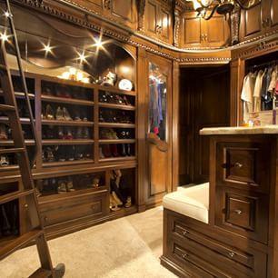 Shoe Shelf Walk Incloset