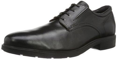 Oferta: 99.9€ Dto: -33%. Comprar Ofertas de Geox U Dublin - Zapatos de cordones para hombre, Black, 39 barato. ¡Mira las ofertas!