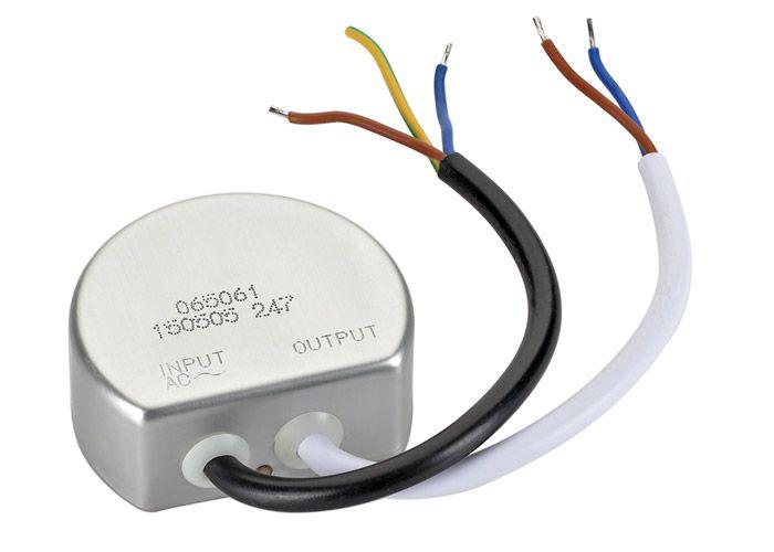 LED Trafo 10W Waterproof (Wasserdicht)