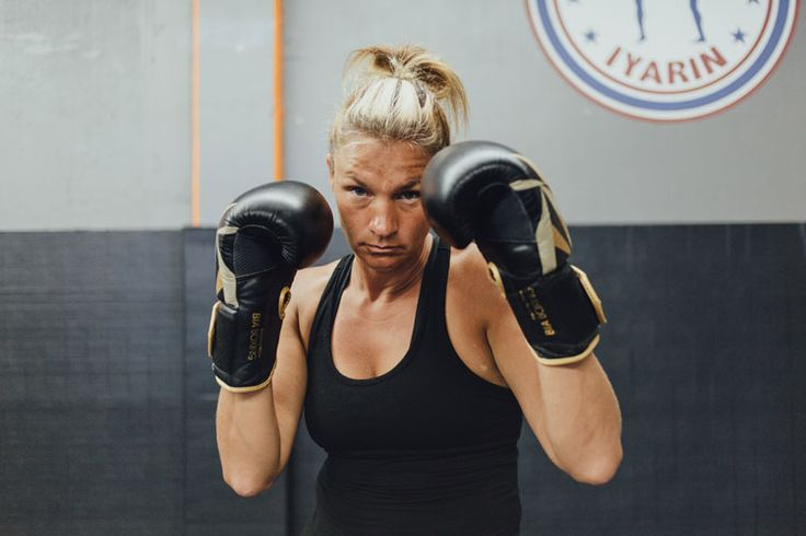 After being beaten and held at gunpoint by an ex-boyfriend, Casey Lynn rebuilt her life using Muay Thai as a conduit to heal.
