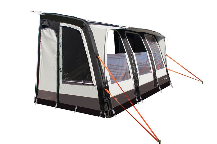 AirDream Diamond Inflatable Porch Caravan Air Awning by CampTech – Quality Caravan Awnings