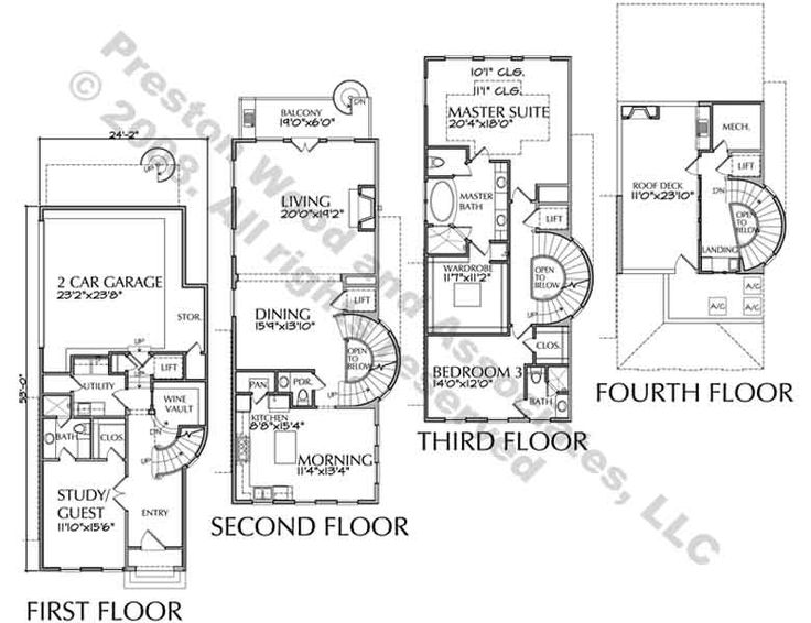 819 Best Ideas About Home Floorplans Condos On Pinterest