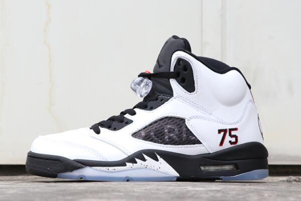 meet 10bb6 2bd9d PSG x Air Jordan 5
