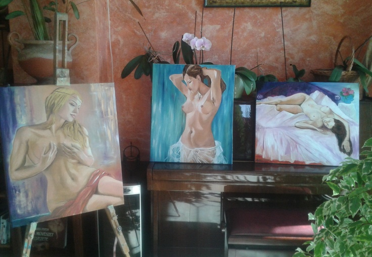 nude..paintings