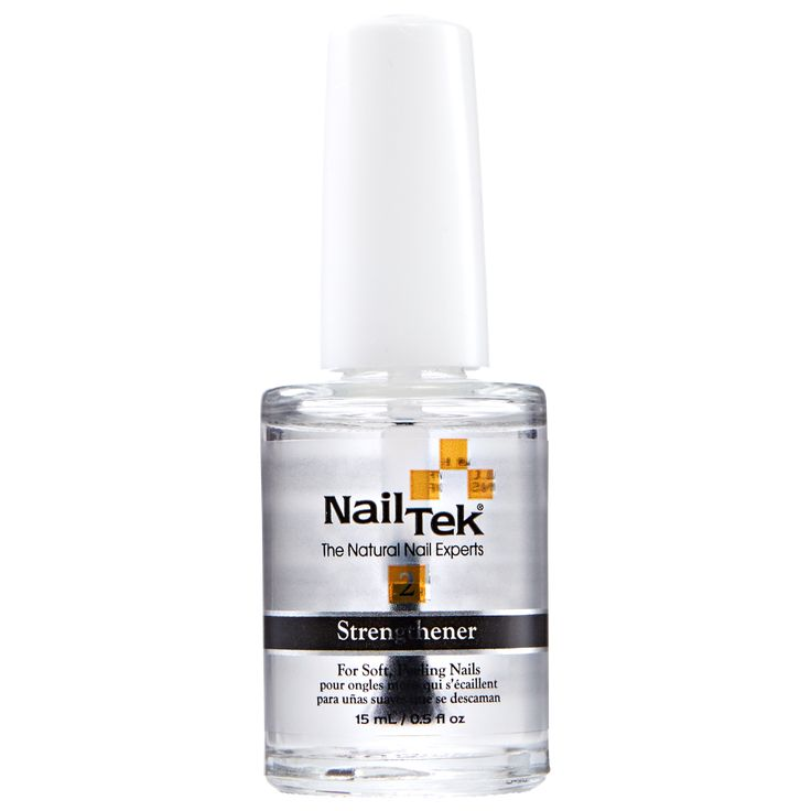 Nail Tek Intensive Therapy helps weak, thin, soft, or peeling nails.