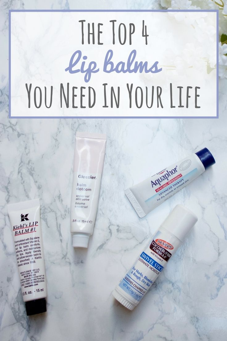 Best of the best. Only lip balms you need. Top chapsticks of all time!