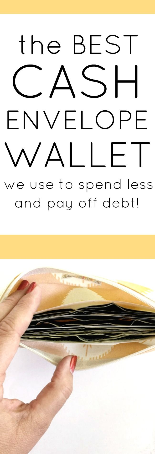 Do you need to save money this year? Do you have debt you'd love to pay off quickly? Using a cash envelope system is an excellent way to cut spending and pay off debt quickly. Check out our tutorial for beginners, full of our best tips and tricks. Plus we are spilling the beans on our FAVORITE cash envelope wallet!