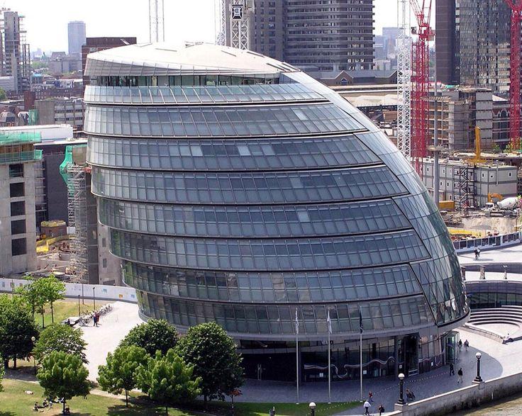 The amazing City Hall architecture