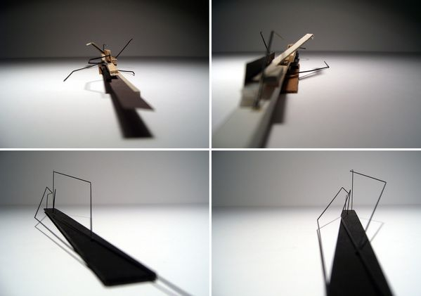 Physical Models By Andrew K Green  Via Behance