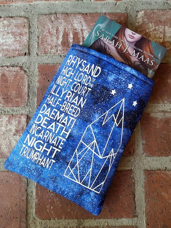 Book Love Padded Book Sleeve Cozy - High Lord Titles & Tattoo