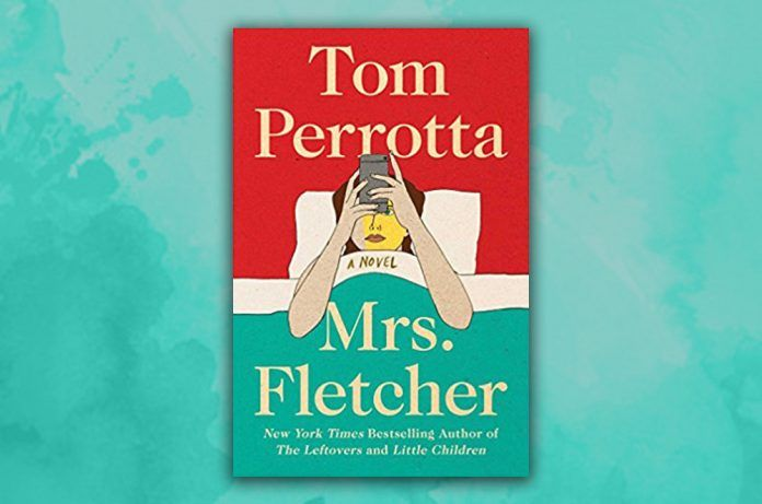 Writer's Bone Podcast sat down with Tom Perrotta to talk about his newest #book 'Mrs. Fletcher' and spill some tea!