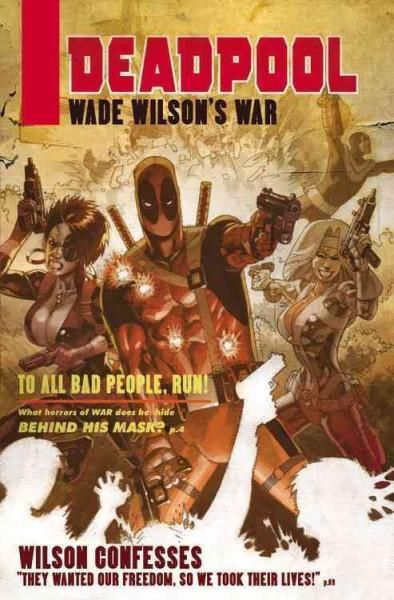 Marvel Deadpool Classic 17: Headcanon