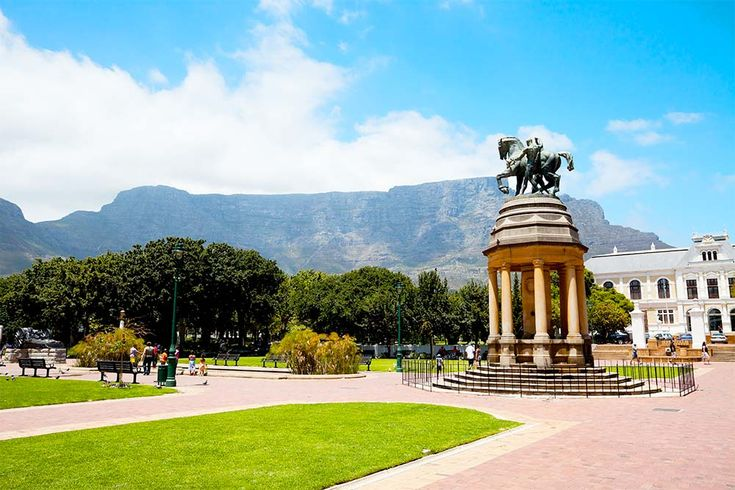 Things to do in Cape Town - Cape Town Company's Garden