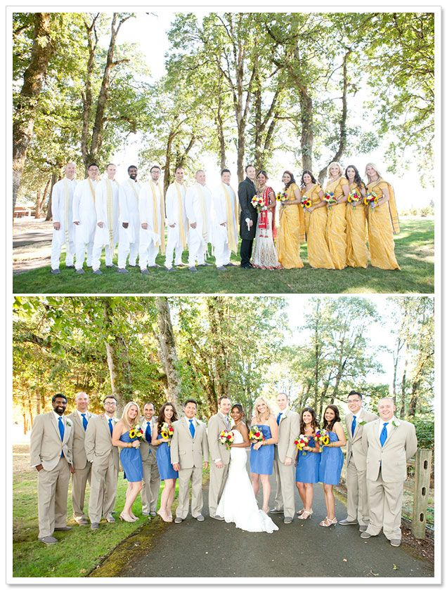 Scholls Valley Lodge Vineyard Wedding