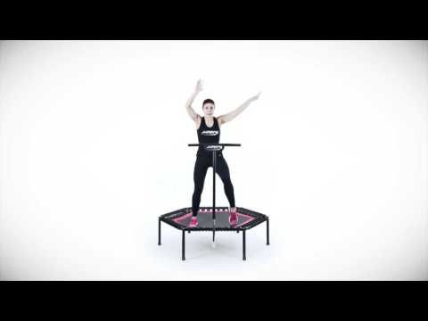 Jumping Fitness Workout in 15 minutes - YouTube
