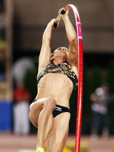 Pole-vault-queen-yelena-isinbayeva