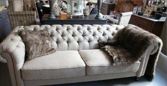 1000 images about chesterfield on pinterest armchairs ikea sofa and built ins - Bank beige ikea ...
