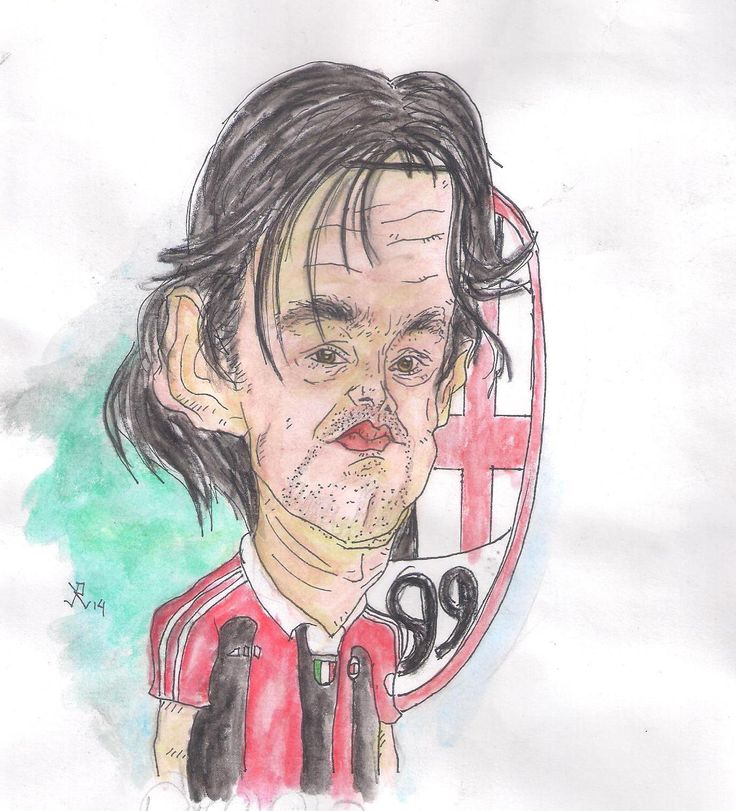 pippo inzaghi 9